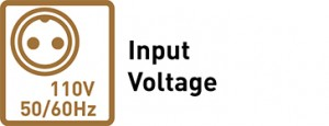 110V Input Voltage