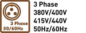 3 Phase