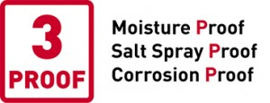 Moisture&Salt Spray&Corrosion Proof
