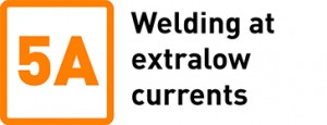 Welding at extral low currents