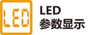 LED参数显示